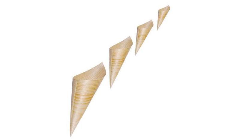Pine Cone - קונוסים מעץ במבוק