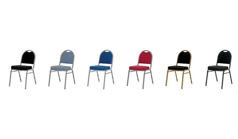 כיסאות מרופדים
