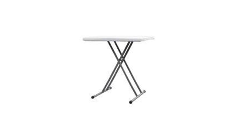שולחן מלבני קטן