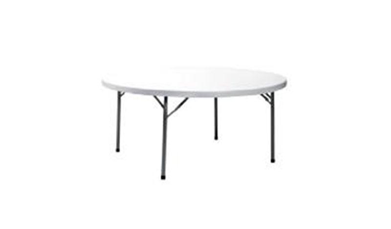 שולחן עגול גדול מאוד