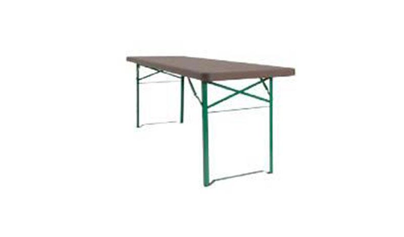שולחן ארוך מאוד וצר