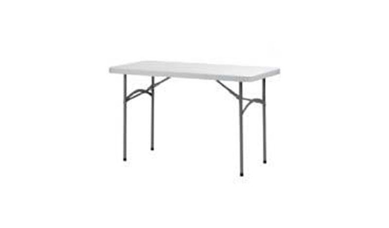 שולחן מלבן קטן
