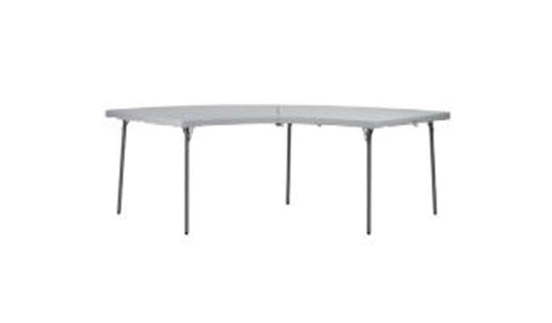 שולחן מעוגל