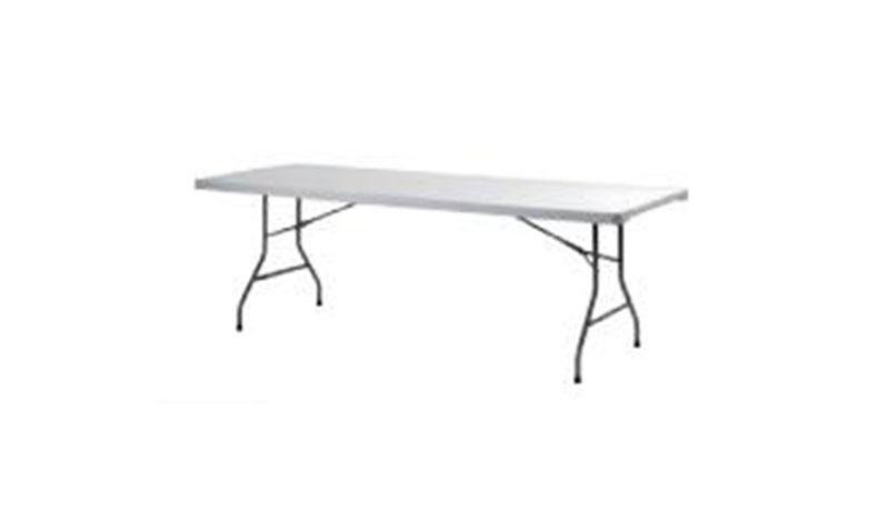 שולחן ארוך מאוד רחב
