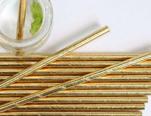 קשים מנייר מתכלים – זהב