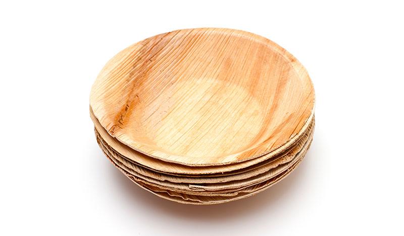 קערות חד פעמיות מעץ - משדרגים את חווית האירוח